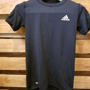XS/Sm Black Adidas Climate Athletic Shift